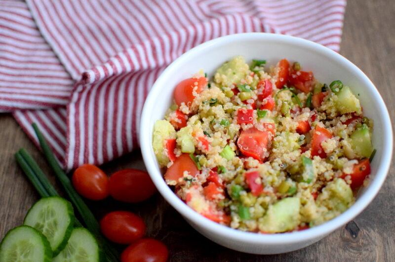 Costco Quinoa Salad Copycat Recipe