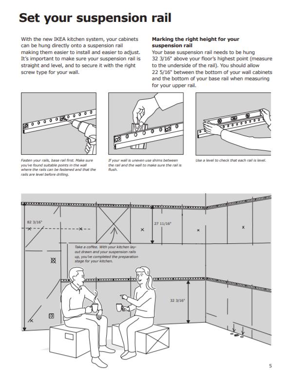 Installing Ikea Sektion Kitchen Cabinets, Ikea Kitchen Cabinets Guide
