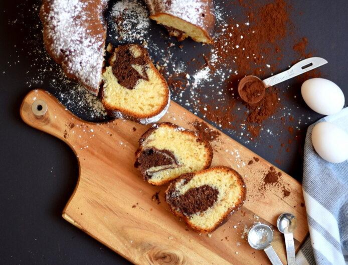 Marble Bundt Cake Recipe